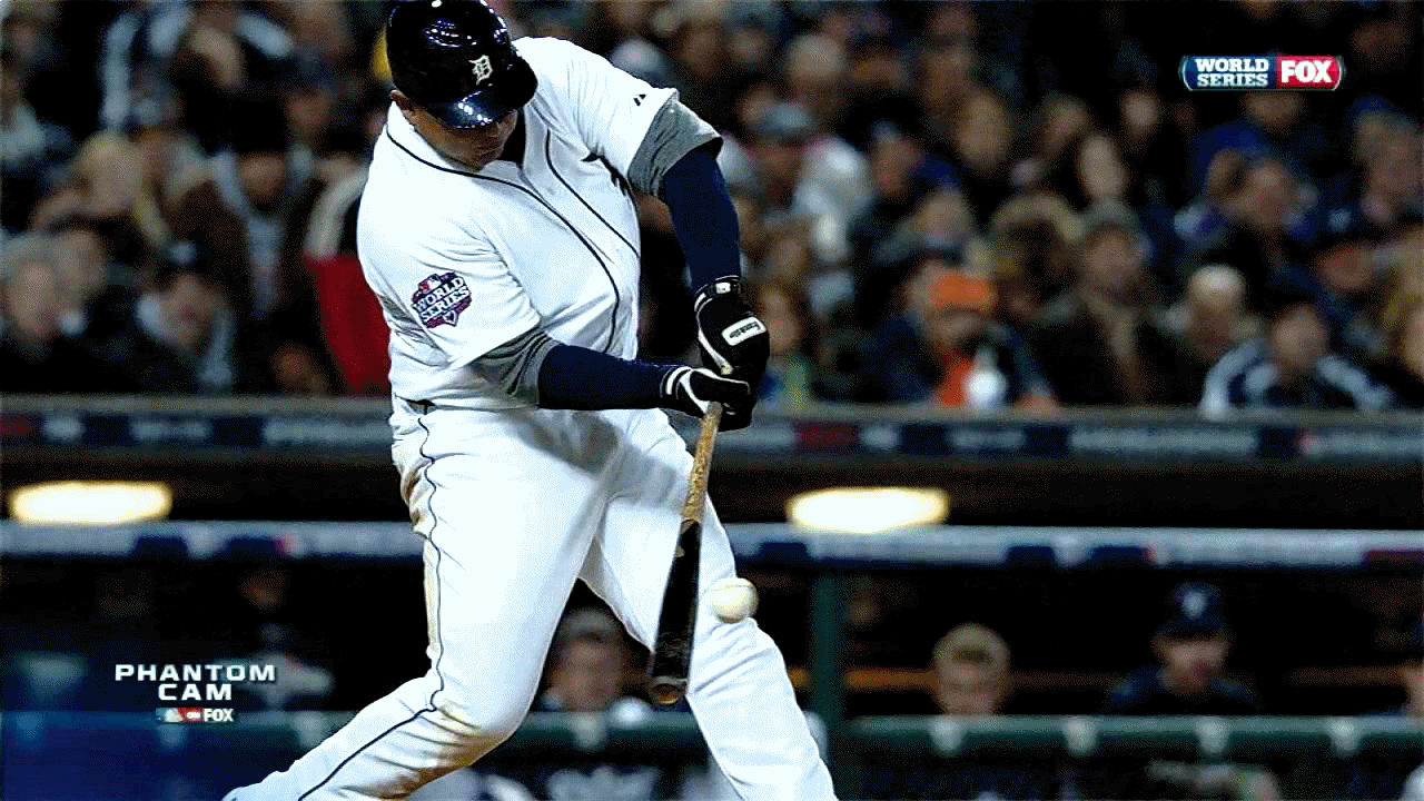 An Analysis of a Broken Bat Home Run